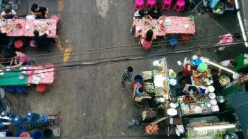 bangkok street restaurant