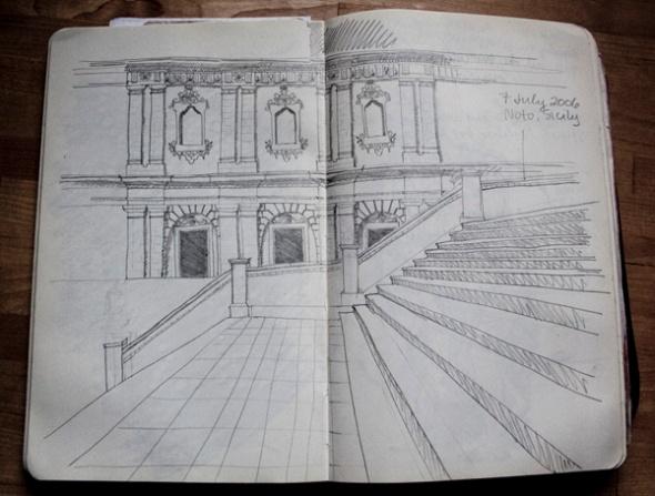 drawing noto