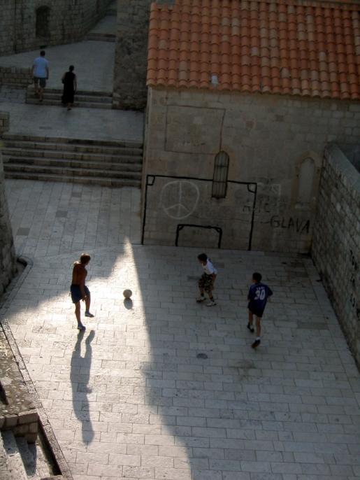 dubrovnik+soccer