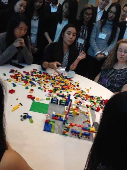 facilitation legos