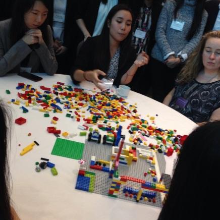 facilitation legos